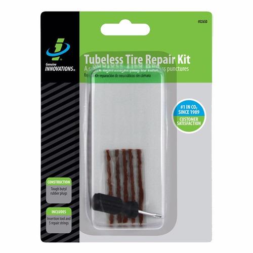 Kit De Reparación Tubeless - Mini Plugs  Genuine Innovation