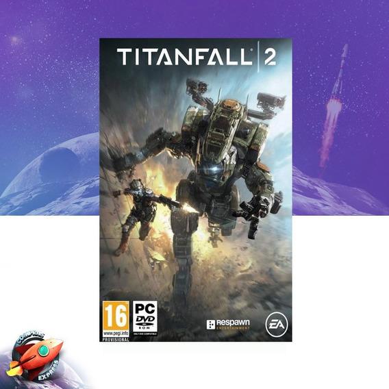 Titanfall 2 Cd-key Standard Origin Original Pc Receba Hoje
