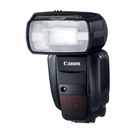 Flash Canon Speedlite 600ex Ii Rt P/entrega Frete Gratis S/j