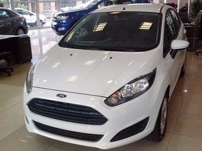 Ford Fiesta Kinetic S Plus Nafta 5 Puertas 1.6 0 Km 2017 La