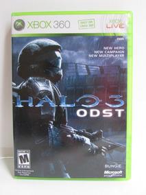Halo 3 Odst - Game Xbox 360 Original Americano E Completo