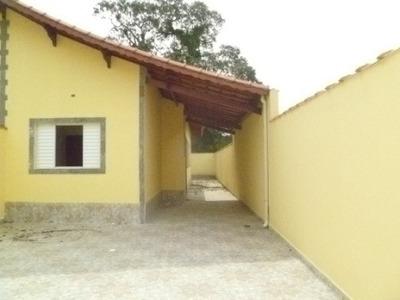 Casa Em Mongaguá, Minha Casa Minha Vida! - 1352
