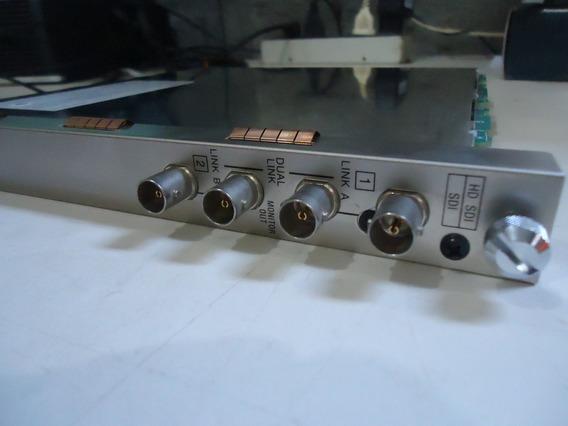 Placa Sony Bkm-62hs Video Hd Sdi/sdi Input Adaptor ( Leia )
