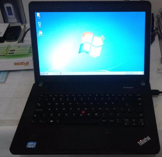 Notebook Lenovo Thinkpad E431 Core I5