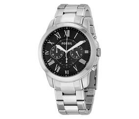 Relógio Fossil Cronografo Ffs4736/z + Frete