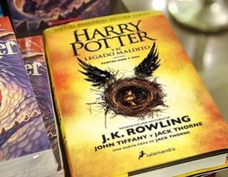 Harry Potter Y El Legado Maldito 1 Y 2 ( Pasta Dura 2016)
