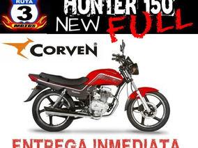 Moto Corven Hunter 150 Full New 2017 0km