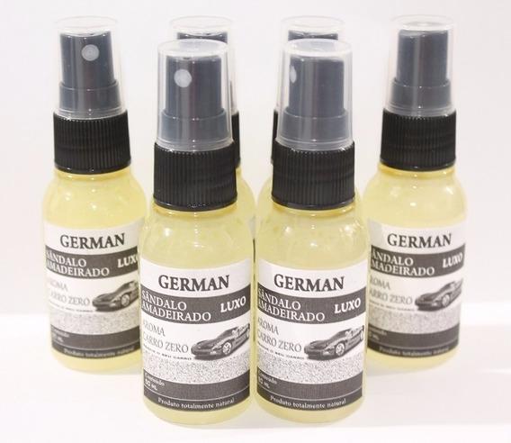 Odorizadores - Cheiro De Carro Novo - 8 Fragrâncias Naturais