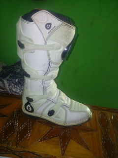Botas De Motocross Six Six One