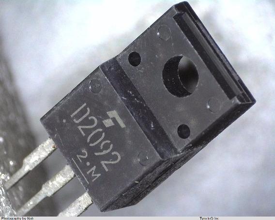 D2092  TRANSISTOR 2SD2092-2SD 2092