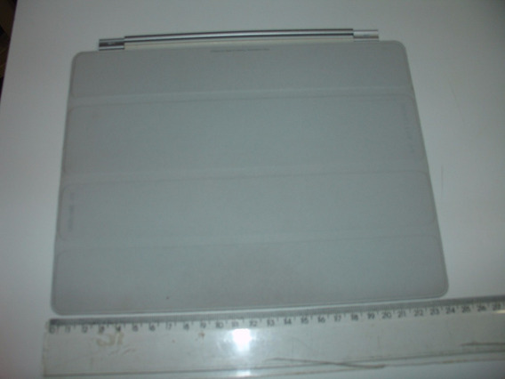 = iPad = Tampa Frontal Imantada Branca
