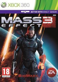 Mass Effect 3 Xbox 360 Midia Fisica Lacrado