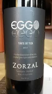 Eggo Tinto De Tiza ,zorzal Wines ,gualtallary Mendoza!!
