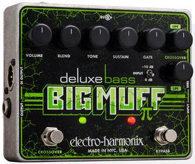 Pedal Deluxe Bass Big Muff Pi - Distortion / Fuzz / Baixo