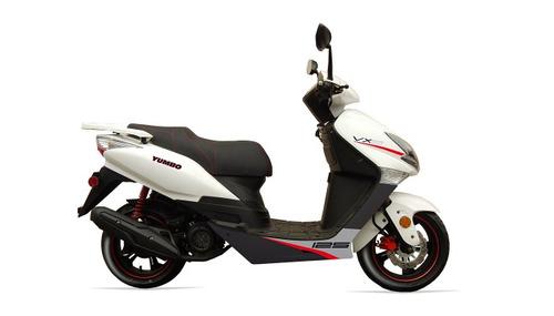 Imagen 1 de 1 de Motos Moto Yumbo Vx3 125 Cc - 12 Cuotas + Casco