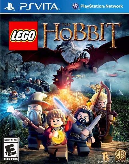 Lego Hobbit Para Psvita Ps Vita Pronta Entrega Em Promoção