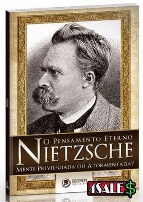 Livro Nietzsche O Pensamento Eterno Filosofia + Frete Barato