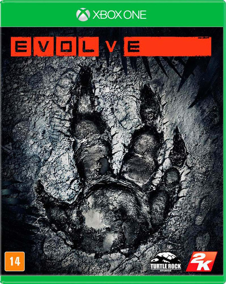 Evolve - Xbox One - S. G.