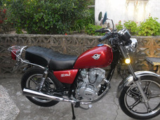 Mondial Hd 125-lz Año 2015 Tablero Digital U$s 1600 Dolares