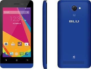 Celular Blu Studio 5.0 Lte Multilinea