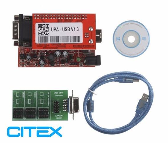 Upa Usb 1.3 Kit Com Adaptadores Dip E Soic
