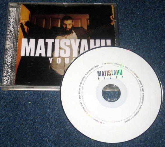 Cd Matisyahu - Youth - Original - Envio Por Cr
