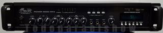 Amplificador Potencia Música Funcional 150w Bluetooth Mp3