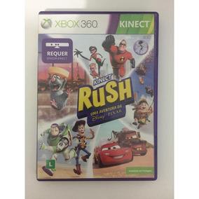 Kinect Rush Xbox 360 Original (bom Estado)