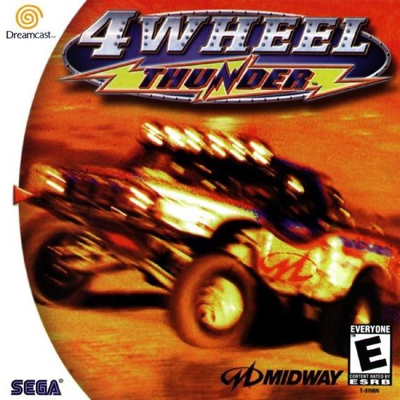 4 Wheel Thunder Patch - Dreamcast E Pc