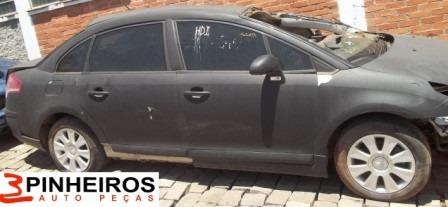 Citroen C4 Pallas Sucata Peças- Motor Caixa Câmbio Porta