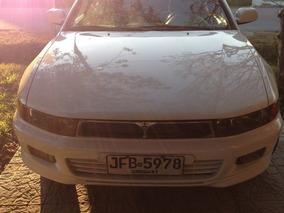 Galant 2.5 V6 Blanco,