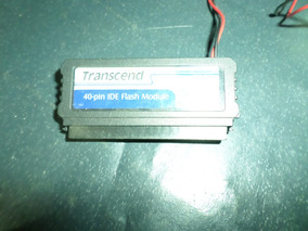 Trancend 256 - 40 Pin Ide Flash Module