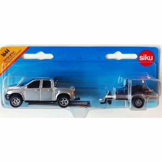Set Siku Dodge Ram C/ Kart Novo / Lacrado !