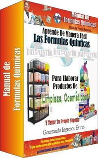 Formulas Químicas Para Elaborar Productos De Limpieza Y Más