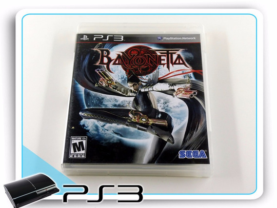 Ps3 Bayonetta Original Playstation 3