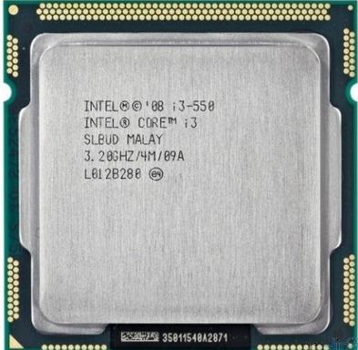 Processador Core I3 550 3,20ghz/4m