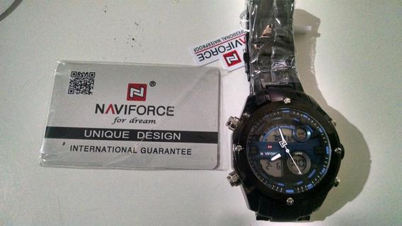 Relógio De Pulso Masculino - Naviforce