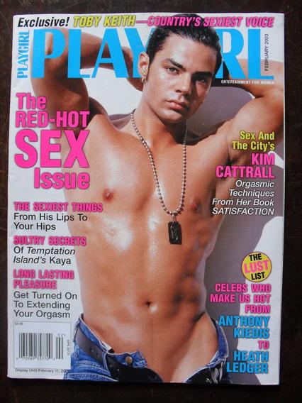 G Magazine Playgirl Magazine - Fev/2003