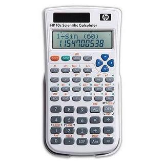 Calculadora Cietífica Hp 10s
