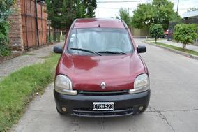 Renault Kangoo 1999 7 Asientos. Con Gnc!!