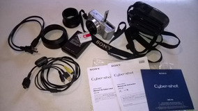 Camara Digital Sony + Acessórios