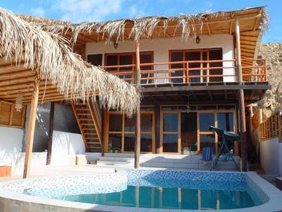 Alquiler De Casa De Playa Los Organos, Piura