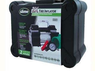Compresor Inflador Slime Doble Piston 2min X Rueda Top R