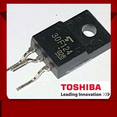 30f124 Gt30f124 Transistor Bipolar Mosfet 300v Igbt To-220
