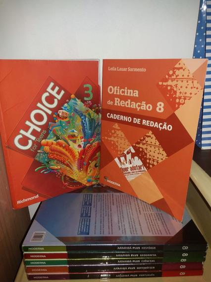Araribá Plus :geografia.ensino Fundamental8° Editora Moderna