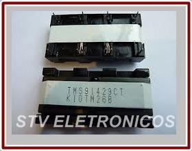 Transformador Inverter Tms-91429ct Samsung 932mw 17