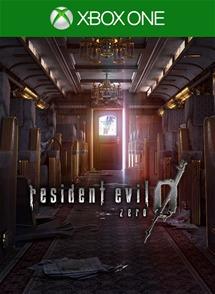 Resident Evil 0. Xbox One. Egishop