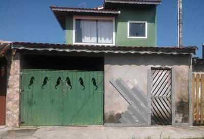 Sobrado Lado Praia, 3 Quartos, Amplo, Local Comercial!