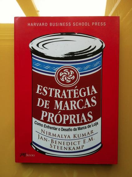 Livro Estratégia De Marcas Próprias - Branding - Seminovo