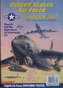 Usaf Yearbook 1992